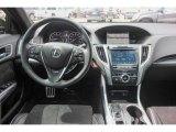 2018 Acura TLX V6 SH-AWD A-Spec Sedan Dashboard