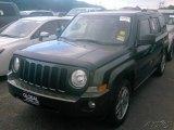 2007 Jeep Green Metallic Jeep Patriot Sport 4x4 #120883335
