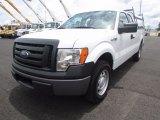 2011 Oxford White Ford F150 XL SuperCab #120883517