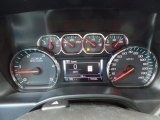 2017 Chevrolet Silverado 2500HD LT Crew Cab 4x4 Gauges