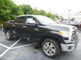 2017 Midnight Black Metallic Toyota Tundra 1794 CrewMax 4x4 #120883651