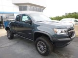 2017 Chevrolet Colorado ZR2 Extended Cab 4x4 Data, Info and Specs
