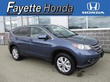 2014 Twilight Blue Metallic Honda CR-V EX AWD #120883629