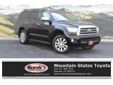 2015 Toyota Sequoia Limited 4x4