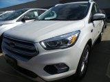 2017 White Platinum Ford Escape Titanium #120916243