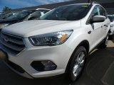 2017 White Platinum Ford Escape SE 4WD #120916239