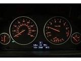 2014 BMW 3 Series 320i xDrive Sedan Gauges