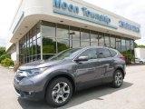 2017 Modern Steel Metallic Honda CR-V EX AWD #120916124