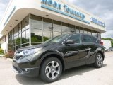 2017 Dark Olive Metallic Honda CR-V EX AWD #120916123