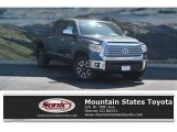 2017 Magnetic Gray Metallic Toyota Tundra Limited CrewMax 4x4 #120915909
