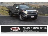 2017 Midnight Black Metallic Toyota Tundra Limited CrewMax 4x4 #120915908