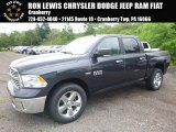 2017 Maximum Steel Metallic Ram 1500 Big Horn Crew Cab 4x4 #120915981