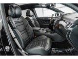 2016 Mercedes-Benz GLE Interiors