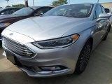 2017 Ingot Silver Ford Fusion SE #120947080