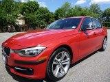 2014 Melbourne Red Metallic BMW 3 Series 328i xDrive Sedan #120947185