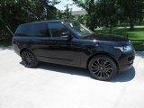 2017 Santorini Black Metallic Land Rover Range Rover Supercharged #120947178