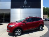 2014 Ruby Red Ford Escape Titanium 1.6L EcoBoost 4WD #120946893