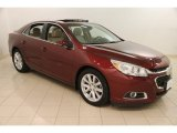2014 Chevrolet Malibu Butte Red Metallic