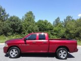 2012 Deep Cherry Red Crystal Pearl Dodge Ram 1500 ST Quad Cab #120946773