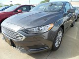 2017 Magnetic Ford Fusion SE #120947092