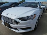 2017 Oxford White Ford Fusion SE #120947085