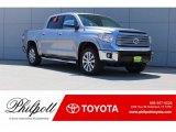2017 Silver Sky Metallic Toyota Tundra Limited CrewMax 4x4 #120984272