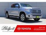 2017 Silver Sky Metallic Toyota Tundra Platinum CrewMax #120984271