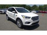 2017 White Platinum Ford Escape Titanium 4WD #120984284