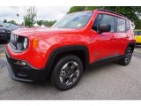 2017 Colorado Red Jeep Renegade Sport #120990050