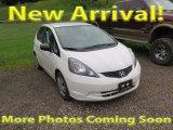 2011 Taffeta White Honda Fit  #120990154