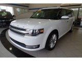 2016 Oxford White Ford Flex Limited #120990240