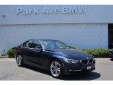 2017 Mediterranean Blue Metallic BMW 3 Series 320i xDrive Sedan #120990000