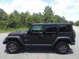 2017 Black Jeep Wrangler Unlimited Rubicon 4x4 #121010475