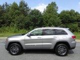 2017 Billet Silver Metallic Jeep Grand Cherokee Limited 4x4 #121010470