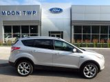 2014 Ingot Silver Ford Escape Titanium 1.6L EcoBoost 4WD #121036356