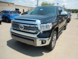 2017 Midnight Black Metallic Toyota Tundra 1794 CrewMax 4x4 #121036439