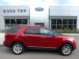 2014 Ruby Red Ford Explorer XLT 4WD #121036354