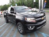 2017 Chevrolet Colorado Z71 Extended Cab 4x4 Data, Info and Specs