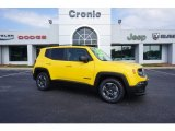 2017 Solar Yellow Jeep Renegade Sport #121059310