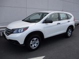 2014 White Diamond Pearl Honda CR-V LX AWD #121059077