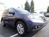 2014 Twilight Blue Metallic Honda CR-V EX-L AWD #121085553