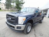 2014 Blue Jeans Metallic Ford F250 Super Duty XL Regular Cab 4x4 #121085551