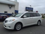 2011 Blizzard White Pearl Toyota Sienna Limited AWD #121085952
