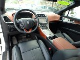 2017 Lincoln MKX Interiors