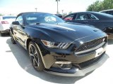 2017 Shadow Black Ford Mustang GT California Speical Convertible #121085852