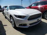 2017 White Platinum Ford Mustang EcoBoost Premium Coupe #121085851