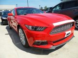 2017 Race Red Ford Mustang EcoBoost Premium Coupe #121085850