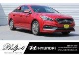 2017 Scarlet Red Hyundai Sonata Sport #121085727