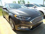 2017 Magnetic Ford Fusion SE AWD #121085847