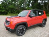 2017 Colorado Red Jeep Renegade Trailhawk 4x4 #121085711